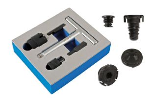 Connect 31777 Plastic Sump Plug Assortment incl Laser Plug Removal Kit